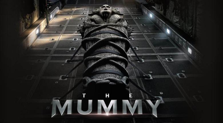 The Mummy teaser trailer
