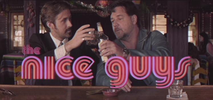 The Nice Guys Retro Trailer
