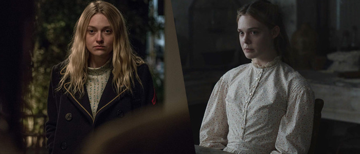 The Nightingale Fanning sisters