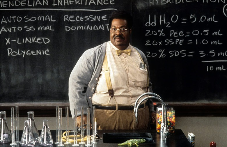 the nutty professor remake