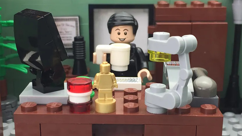 The Office LEGO Set Officially Approved For Release From LEGO Ideas Fan Creation