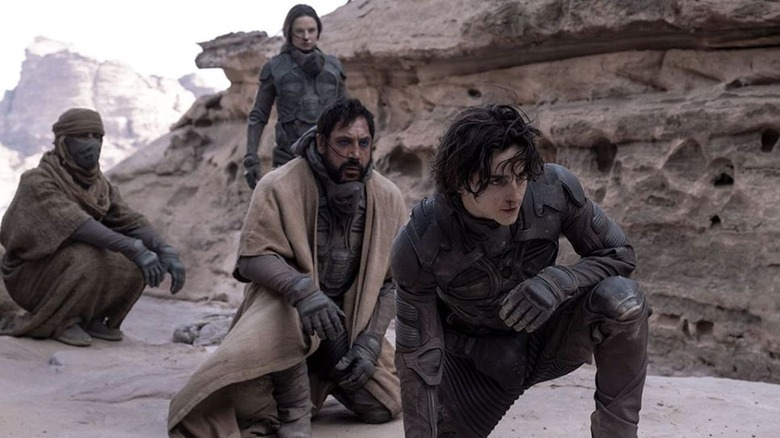 The Oil Must Flow: How Does Denis Villeneuve s Dune Deal With The Book s Middle East Inspirations?