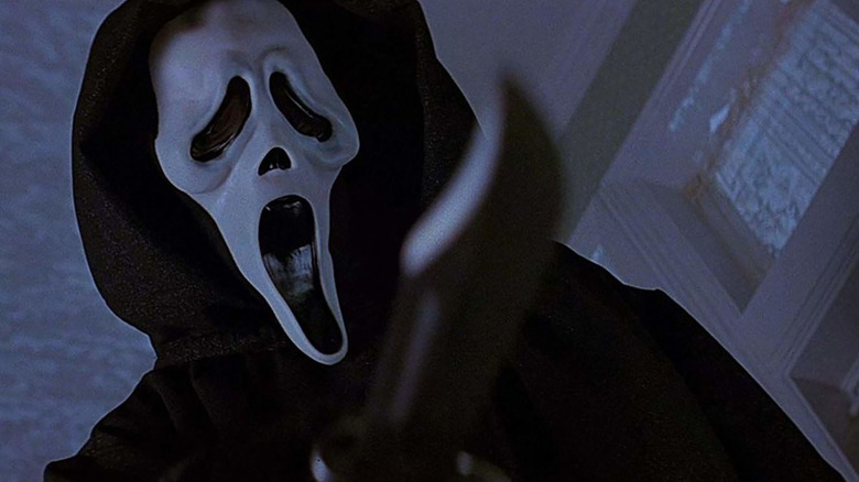The Origin Of The Ghostface Mask In Scream Is Delightfully Mundane