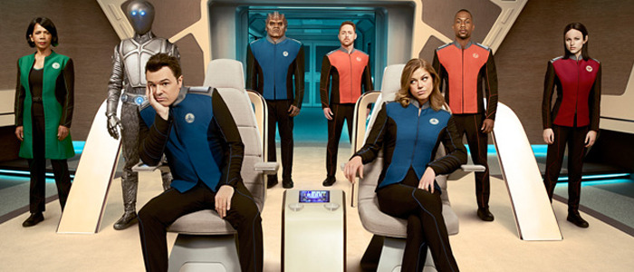 The Orville reviews