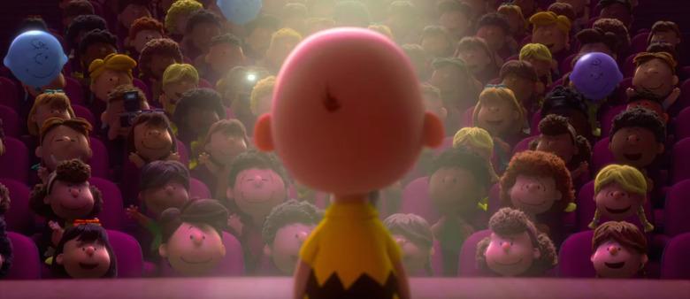 The Peanuts Movie trailer