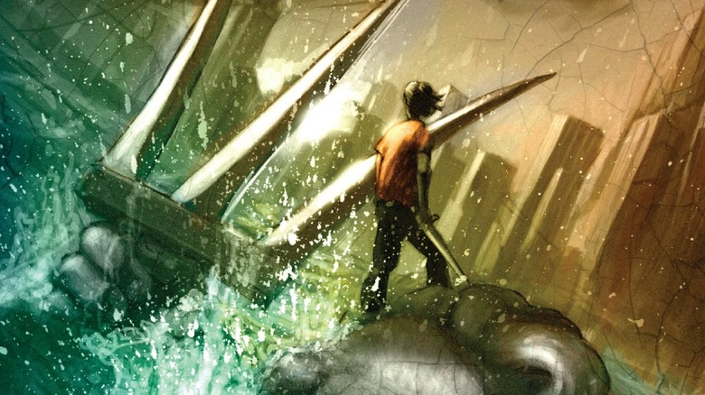 The Percy Jackson Disney+ Series Is Being Written, Could Film Next Year