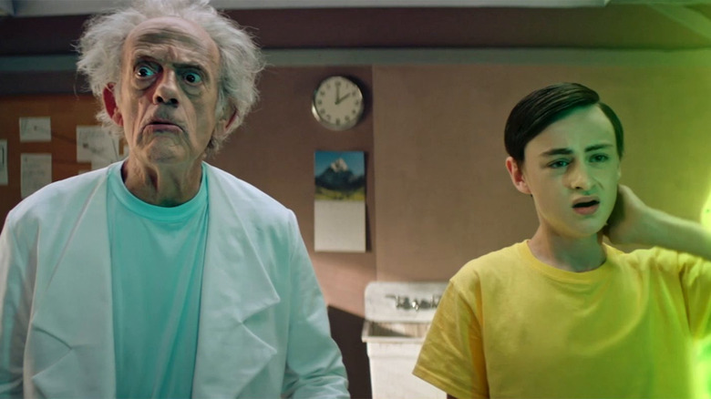 The Perfect Live-Action Rick And Morty Were Just Introduced By Adult Swim