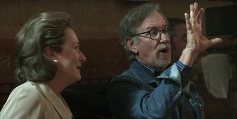 The Post Featurettes - Steven Spielberg - Meryl Streep