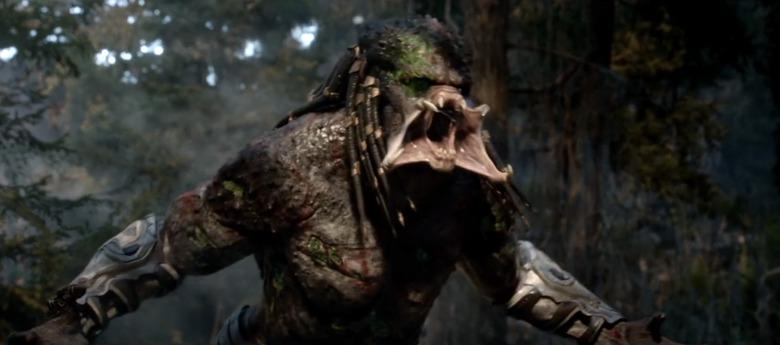 The Predator Ending