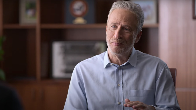 The Problem With Jon Stewart Trailer: Jon Stewart Is Back On TV, Baby