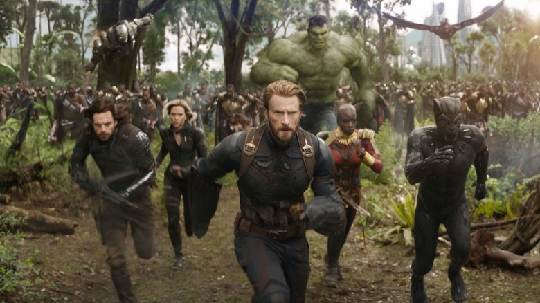 The Production Of Avengers: Infinity War And Endgame Was A Miracle And A Nightmare All At Once