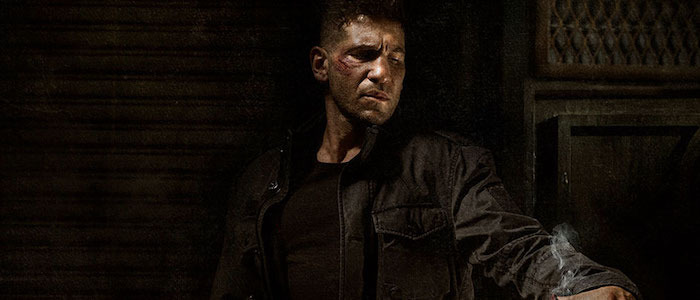 The Punisher TV Show Footage Revealed at Comic-Con