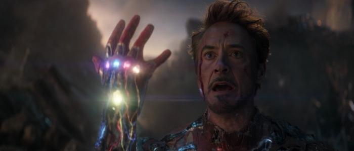 I Am Iron Man - Avengers Endgame