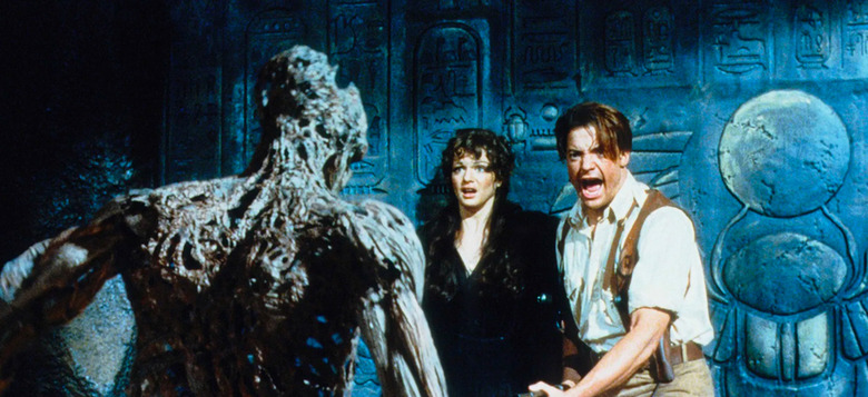 the quarantine stream the mummy