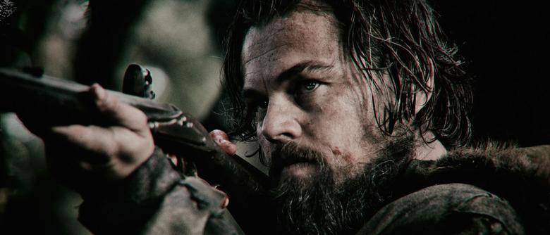 Leonardo DiCaprio in The Revenant (header)