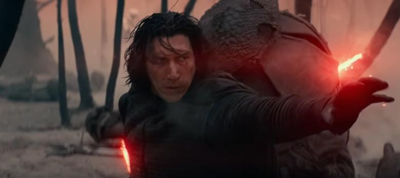 Star Wars: The Rise of Skywalker Opening Scene