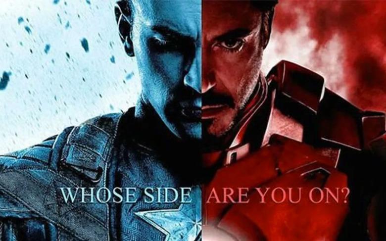 Captain America: Civil War - The Road to Civil War