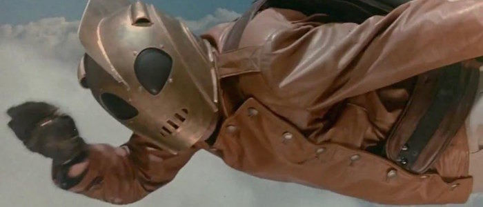 The Rocketeer Revisited