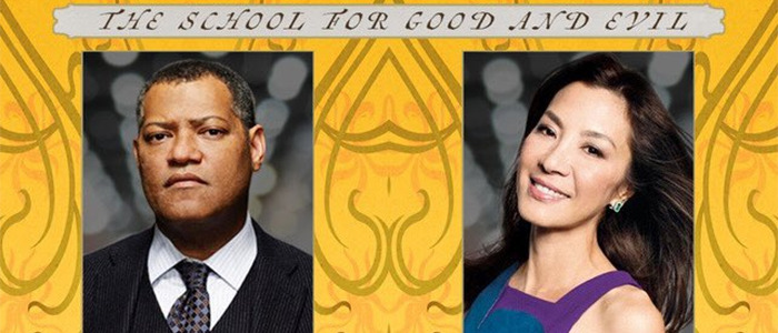 The School for Good and Evil Cast