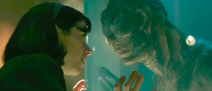 the shape of water creature