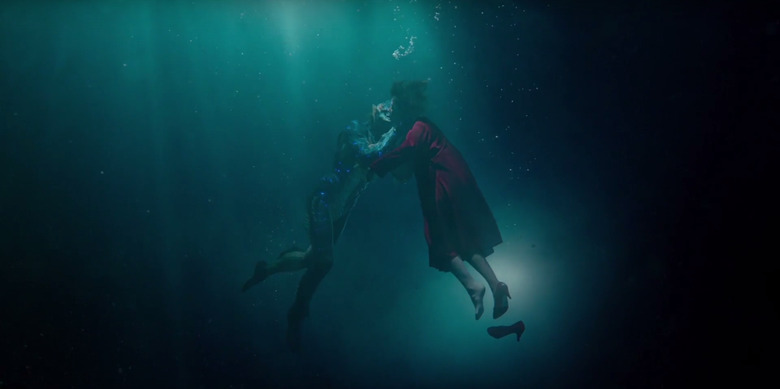 The Shape of the Water trailer