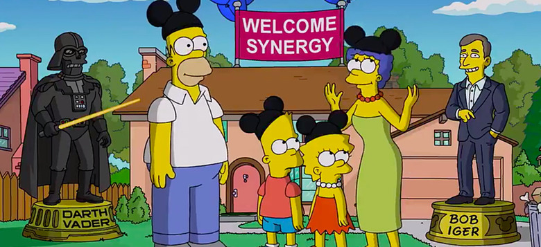 The Simpsons Executive Producer Interview