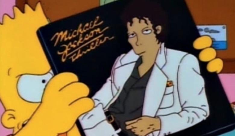 the simpsons michael jackson episode