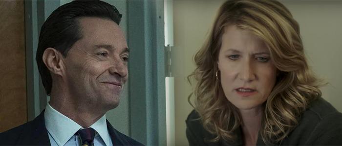 The Son Movie Cast - Hugh Jackman and Laura Dern