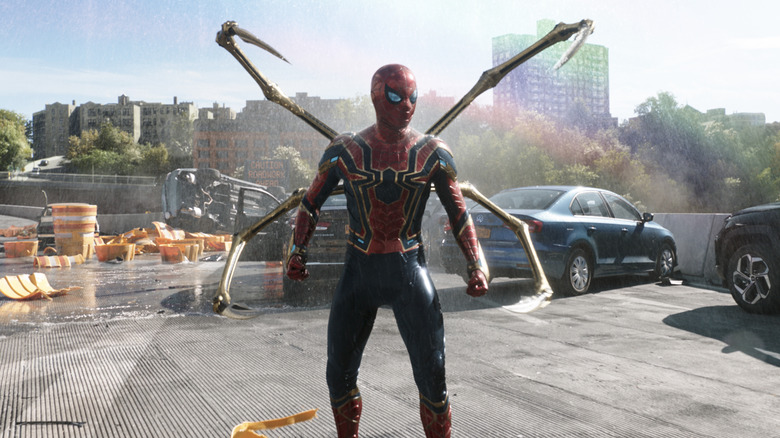 The Spider-Man: No Way Home IMAX Trailer Just Killed A Big Fan Theory, Sorry