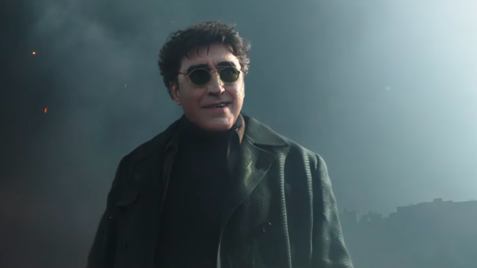 Alfred Molina as Doc Ock in Spider-Man: No Way Home