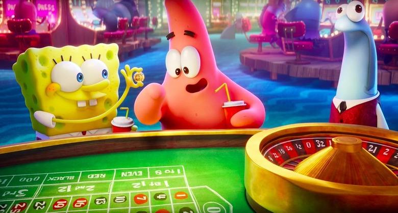 the spongebob movie netflix