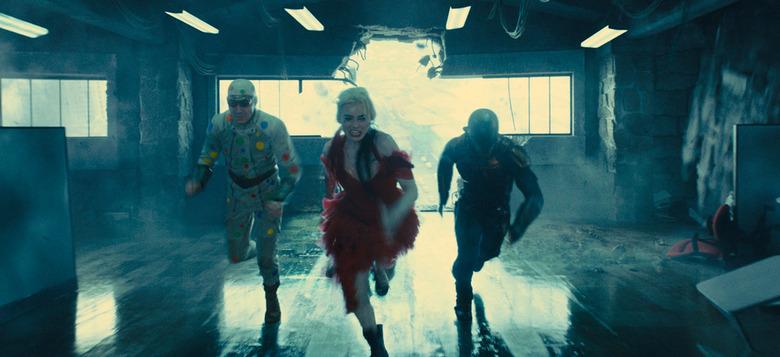 The Suicide Squad Post-Credit Scene