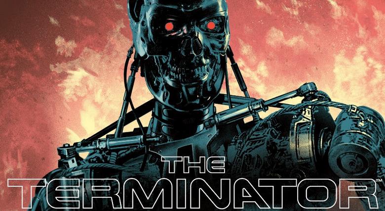 The Terminator Print