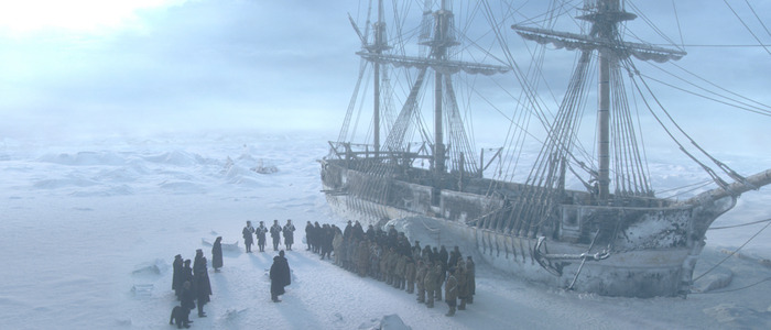 The Terror Go For Broke Review