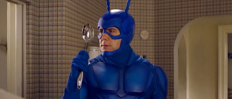 The Tick Canceled