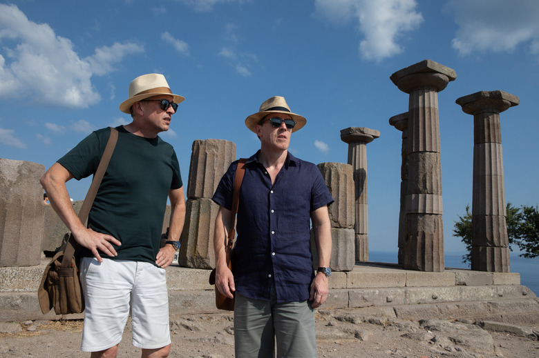 the trip to greece review