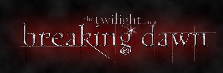 Breaking Dawn fan created logo