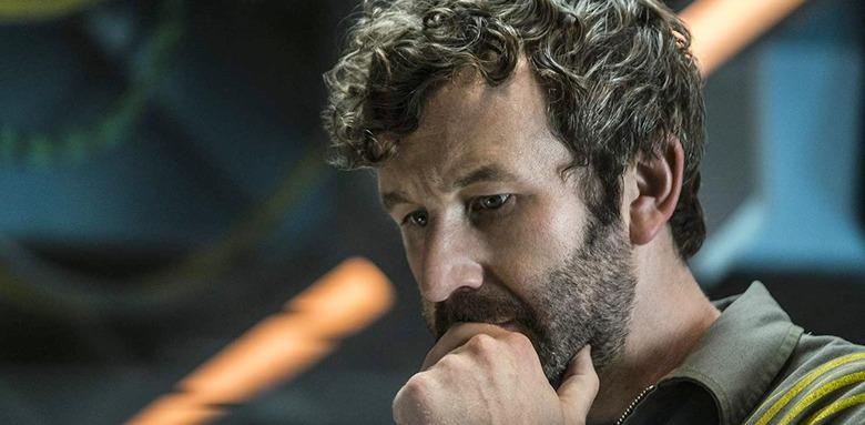 Chris O'Dowd - The Twilight Zone Reboot Cast