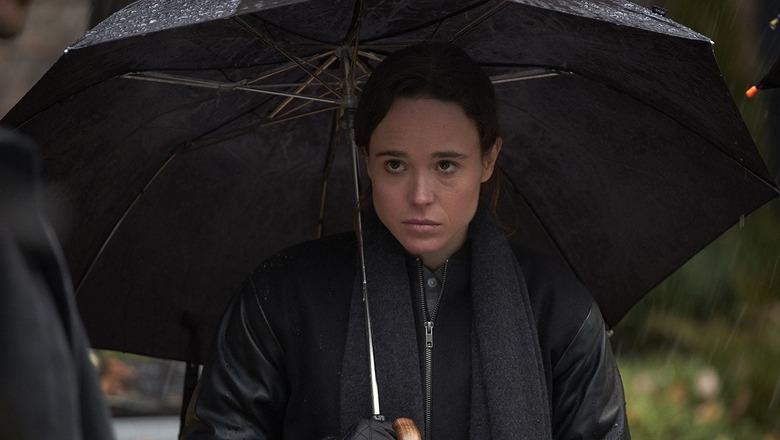 the umbrella academy elliot page