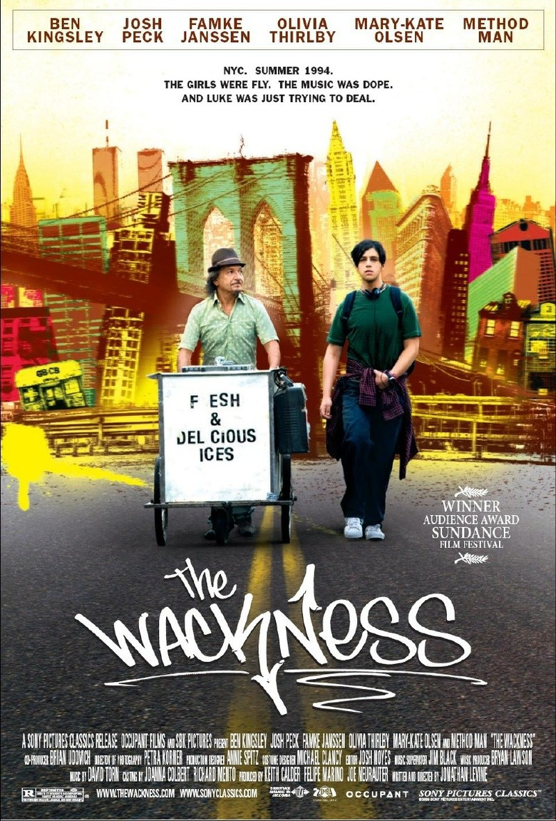 The Wackness Movie Poster