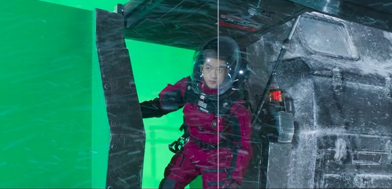 the wandering earth featurettes
