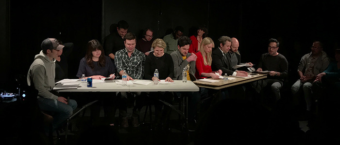 Clue Live Read