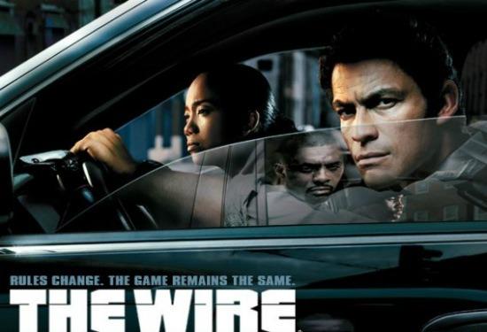 The Wire Season 3 Header