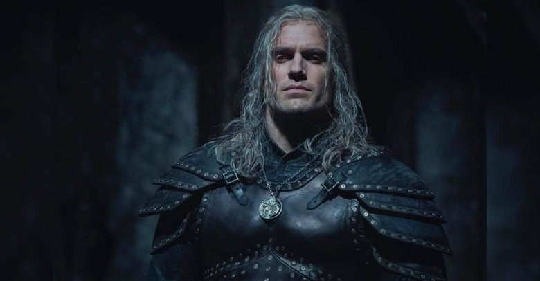 the witcher first look