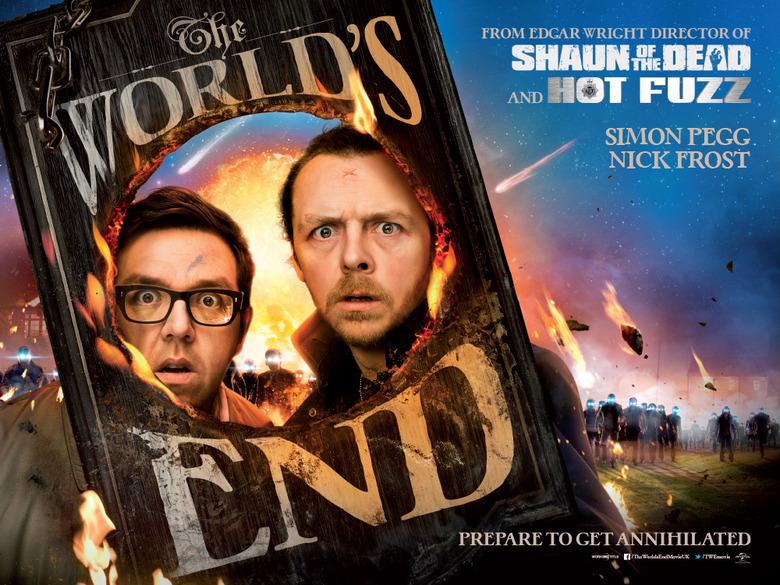 The Worlds End UK Teaser Banner