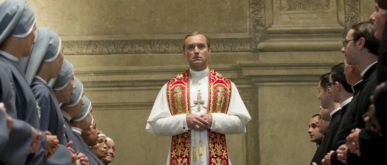 Jude Law in The Young Pope trailer