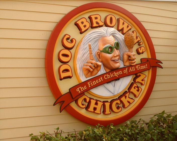 Doc Brown Chicken