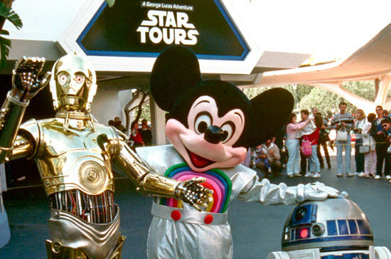 Star Tours opening day header