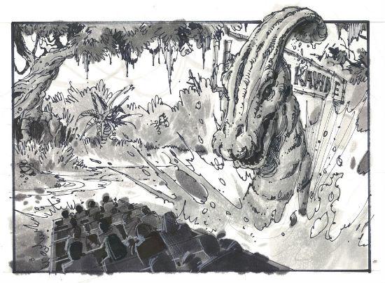 Gary Goddard Jurassic Park