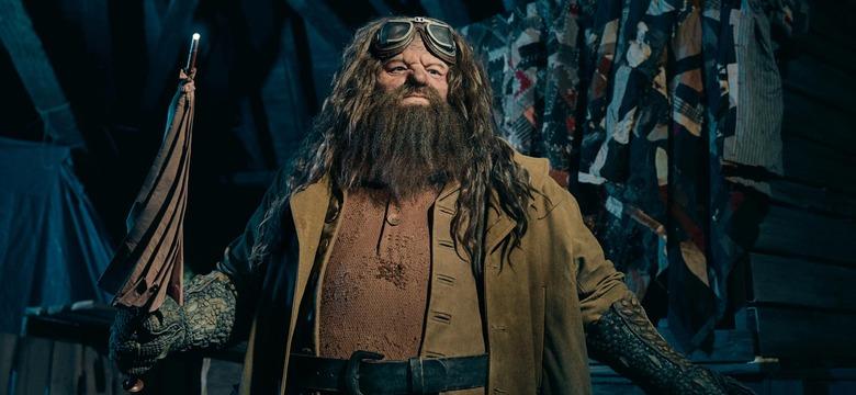 Universal Studios Animatronic Hagrid